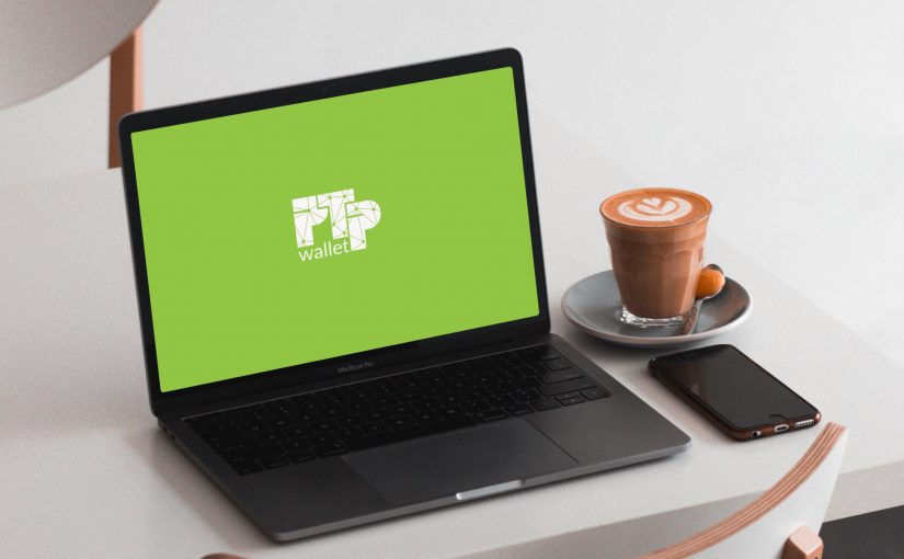PTPWallet on Desktop
