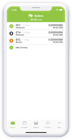 currencies and tokens