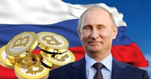 Putin vs cryptocurrency