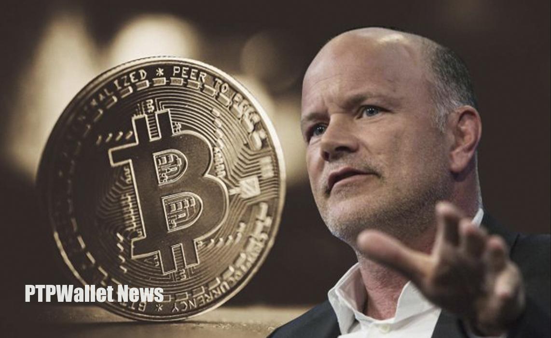 Cryptocurrency Is the Next Internet Mike Novogratz