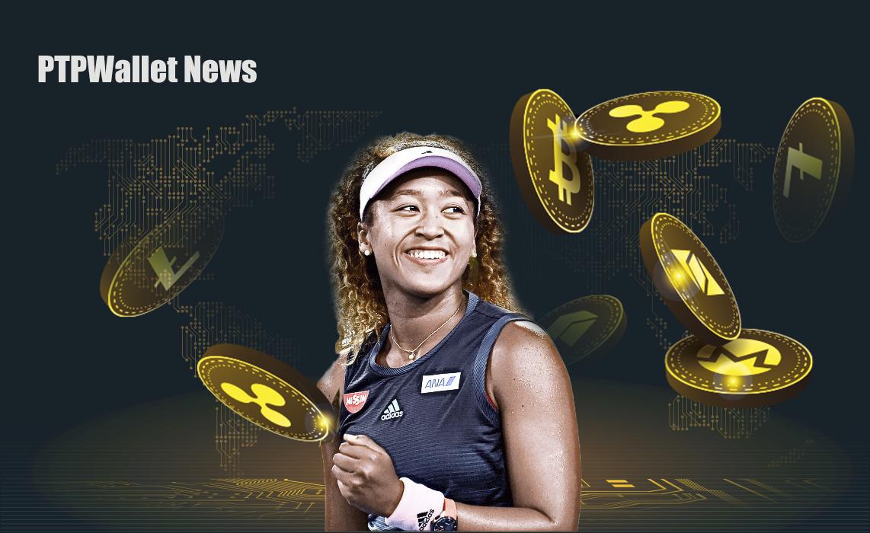Japanese tennis star Naomi Osaka starts exploring crypto investments